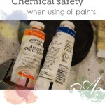 Chemical Safety with Oil Painting