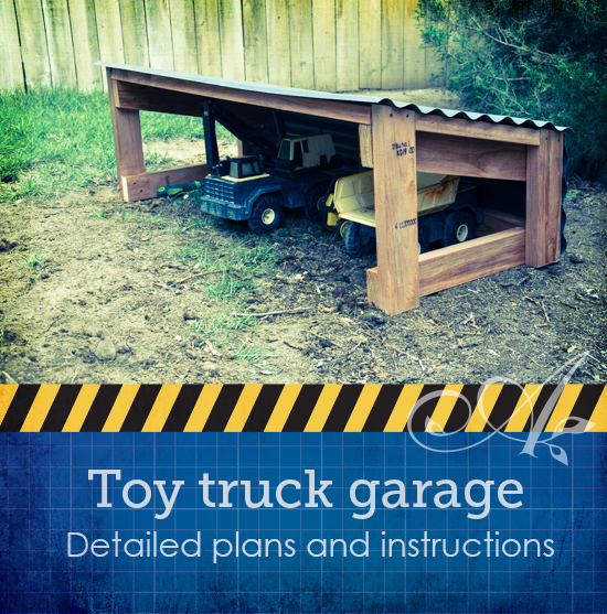 Toy Garage Plans images