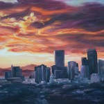 Denver Skyline Exhibition