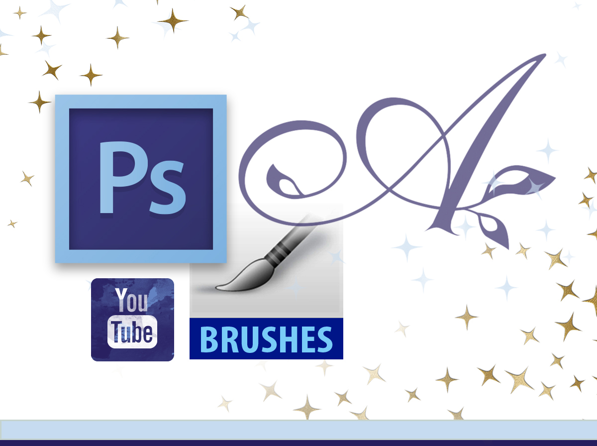 creating custom photoshop brushes tutorial